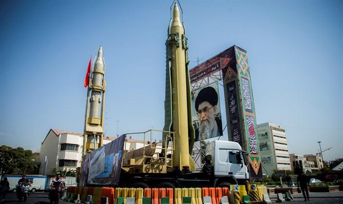 ifmat - Iran is setting forces around Israel