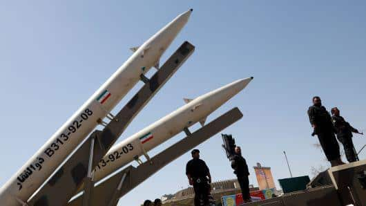 ifmat - Iran moves missiles to Iraq in warning to enemies