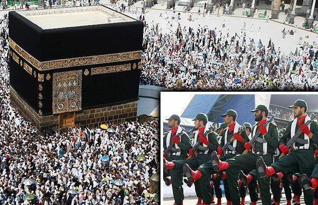 ifmat - Iran secret police accused of exporting terrorism at Hajj pilgrimage