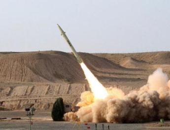 ifmat - Iran tested ballistic missile days before US reimposed sanctions