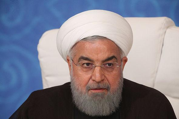 ifmat - Iran threatens to confront enemy US over economic war