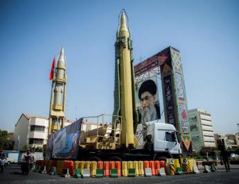 ifmat - Iran unveils new short range Fateh ballistic missile