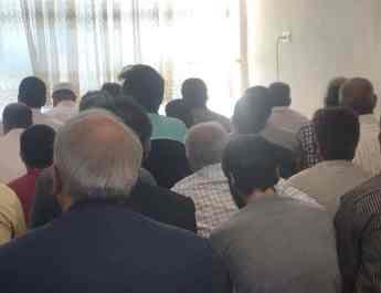 ifmat - Iranian police blocked Iranian Sunnis eid prayers