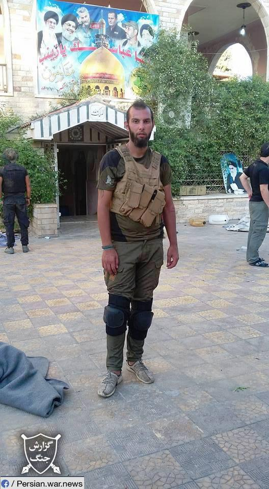 ifmat - Iraqi fighters are deployed to Syria from Iran5