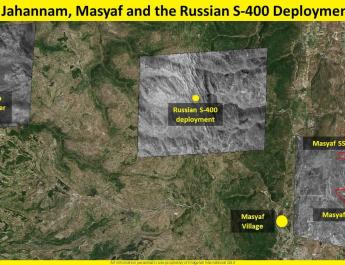 ifmat - New images show Iranian regime missile facility in Syria