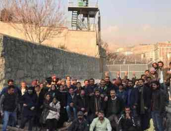 ifmat - Over 200 Dervishes convicted in Iran