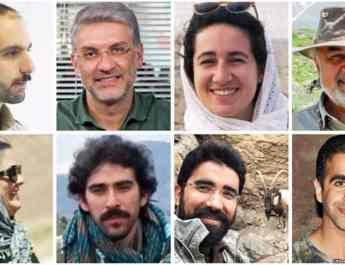 ifmat - Prolonged detention of environmentalists in Iran
