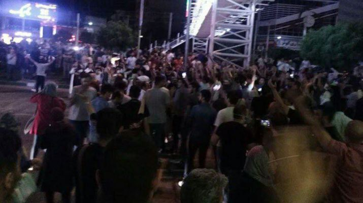 ifmat - Protests and demonstrations continue across Iran