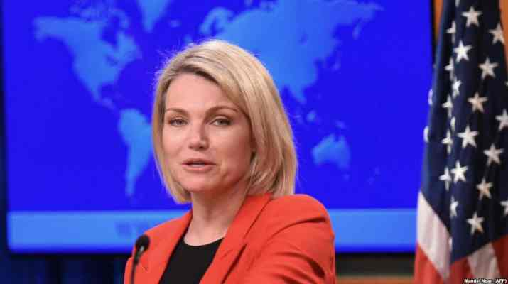 ifmat - US expresses concern over persecutions in Iran