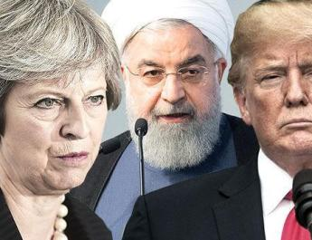 ifmat - Washington asks Britain to support US sanctions on Iran