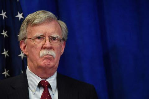 ifmat - Bolton US forces need to secure Syria until Iran and its proxies depart