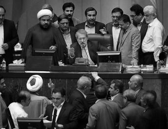 ifmat - Dead-end for Iran regime