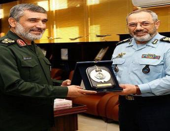 ifmat - IRGC general Air forces capable of neutralizing threats
