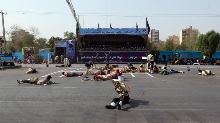 ifmat - ISIS take responsibility about the attack, but Iranian regime wants revange in other countries