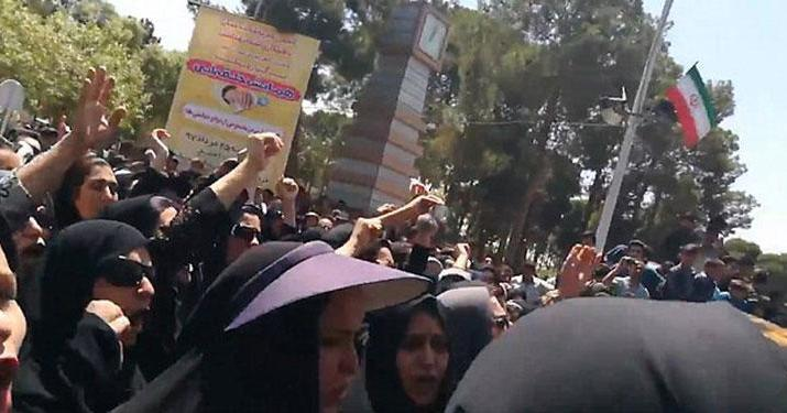ifmat - Iran regime is facing beginning of the end