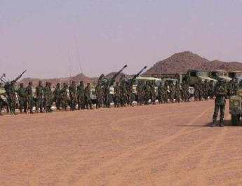 ifmat - Iran uses polisario to expand in North and West Africa
