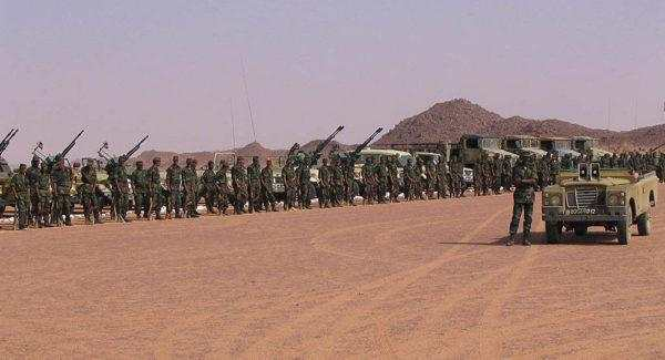 Iran uses polisario to expand in North and West Africa