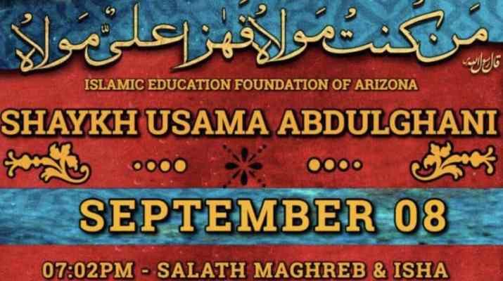 ifmat - Islamist Group in Arizona Hosts Supporter of Iran Regime, Hezbollah Terrorists
