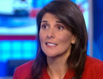 ifmat - Nikki Haley says US allies doing business with Iran must bring decision