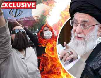 ifmat - Protests in Iran continue to grow