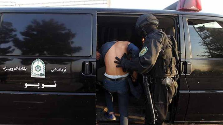 ifmat - Report on arbitrary arrests, torture and cruel treatment of protest detainees