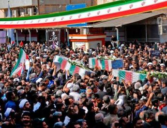 ifmat - Revolutionary Guards vow to retaliate for the attack in Iran