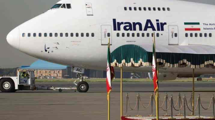 ifmat - German banks conducts business with Iran Air - Airline involved in illicit activities