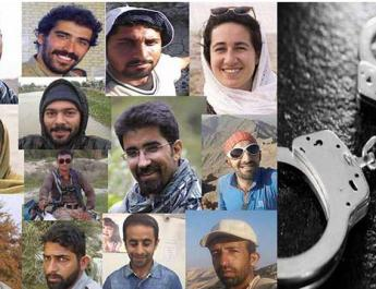 ifmat - Iran Environmentalists spend months in detention without formal charges