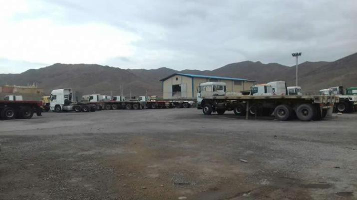 ifmat - Iran judiciary requests death sentences against striking truckers
