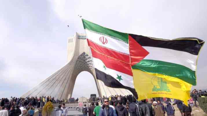 ifmat - Iranian militias are staying in Syria