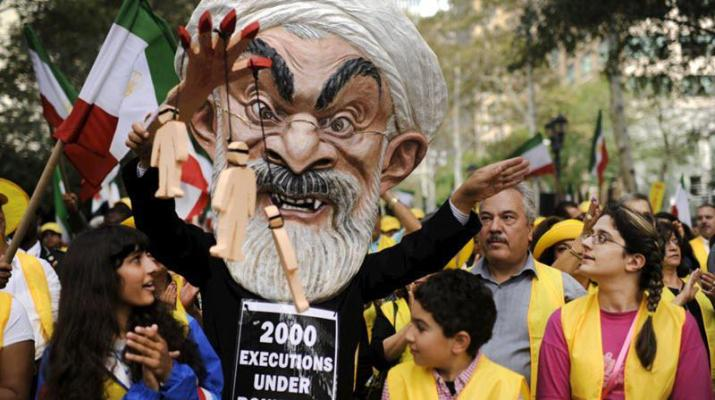 ifmat - Iranian regime cannot survive