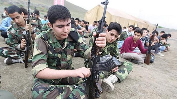 ifmat - Iranian regime continues to recruit child soldiers to fight on its behalf
