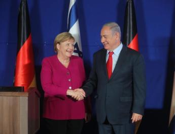 ifmat - Merkel underscore danger of Iranian regime, praise cooperation