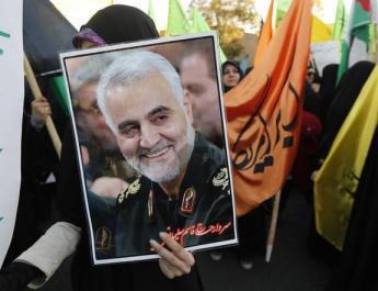ifmat - Qassem Soleimani has great influence over the Assad Regime and Iraq