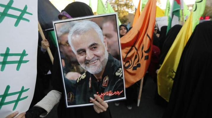 ifmat - Qassem Soleimani has great influence over the Assad Regime and Iraq