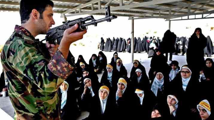 ifmat - Sanctioning Iran Basij paramilitary group