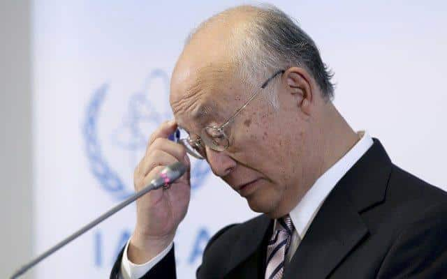 ifmat - UN nuclear watchdong unwilling or unable to punish Iran