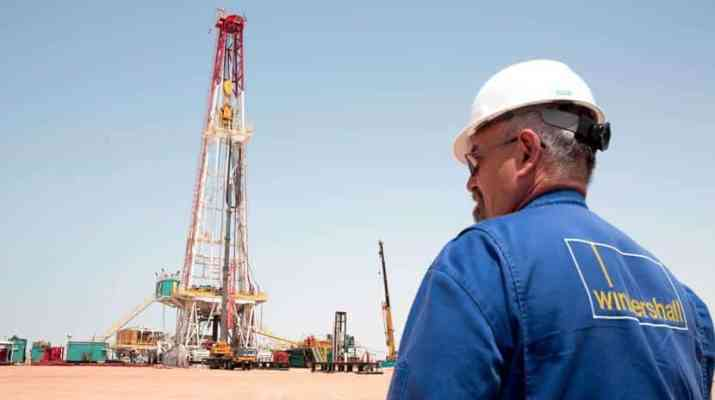 NIOC reviews Wintershall proposal for developing Iran oilfield