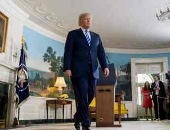 ifmat - Donald Trump maximum pressure strategy on Iranian regime