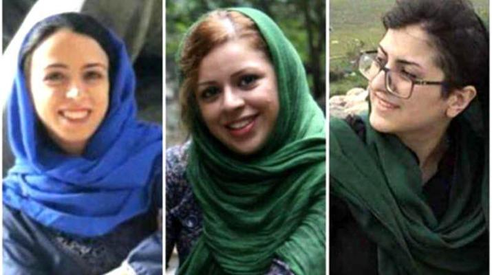 ifmat - Female activists brought to notorious Evin Prison for questioning