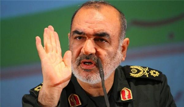 ifmat - IRGC General threatens to defeat US and Israel