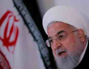 ifmat - Iranian president says that Irani will continue to sell oil and break US sanctions