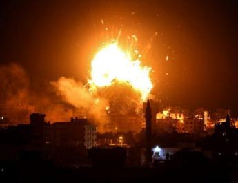 ifmat - Iranian regime opens a war against Israel from Gaza