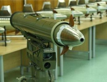 ifmat - Iranian regime produced new Toofan laser-quided anti-tank missile