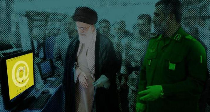 ifmat - Iranian regime will allow military full control over internet and messaging apps