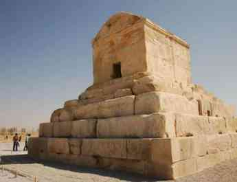 ifmat - Iranians fought the Iranian regime in order to celebrate Cyrus the great
