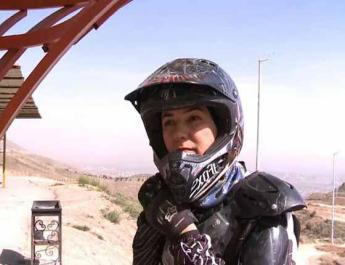 ifmat - Motoscross champion arrested in Iran for being a Bahai