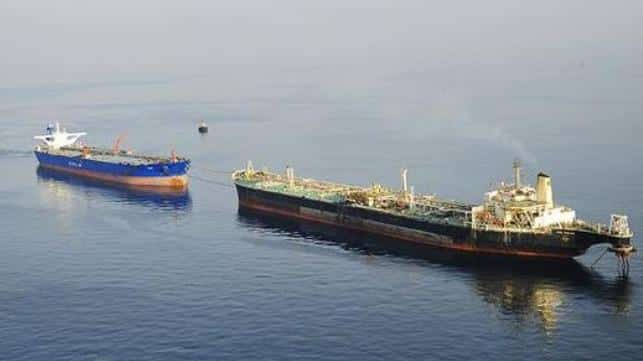 ifmat - US sanctions on Iranian shipping resume