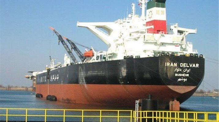 ifmat - US warns nations not to allow Iranian oil tankers