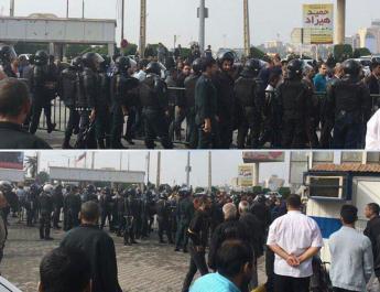 ifmat - Workers continue to strike, despite regimes intimidation